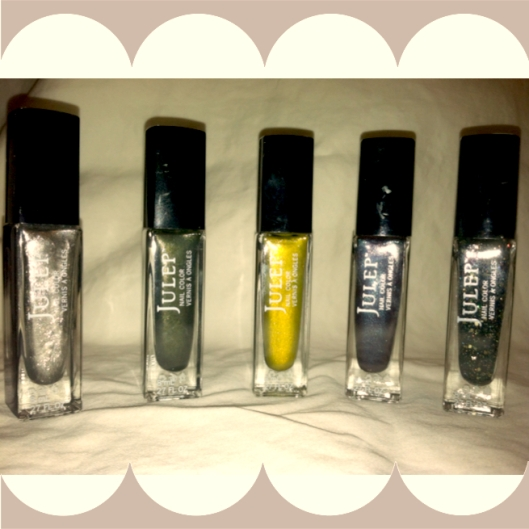 Julep Oct bottles