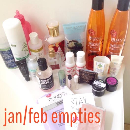 janfeb empties